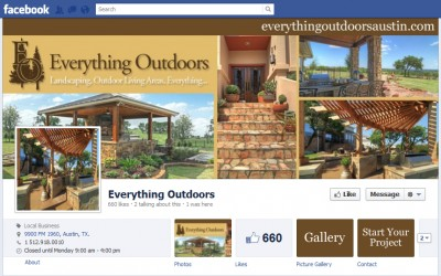 Everything Outdoors Facebook Page