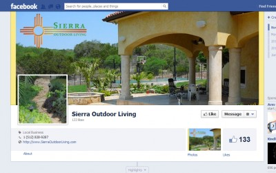 Sierra Outdoor Living Facebook Page