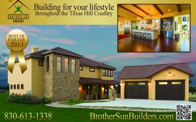 Brother Sun Builders Ad