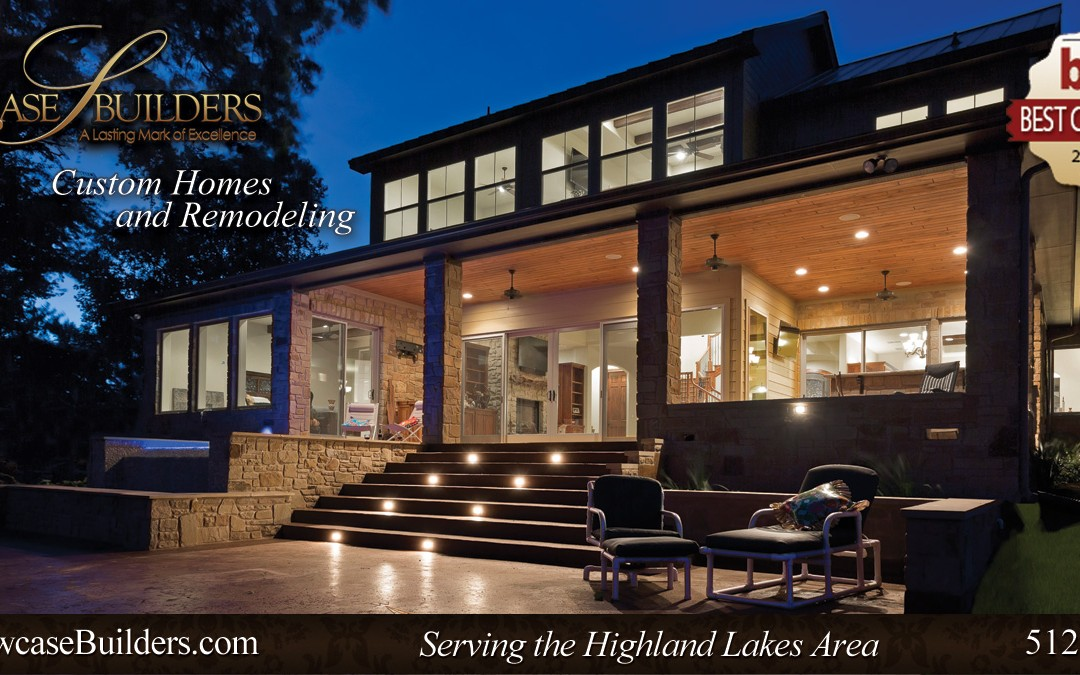 Showcase Builders Ad