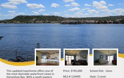Horseshoe Bay Realty Flyer