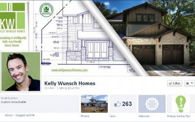 Kelly Wunsch Homes Facebook Page