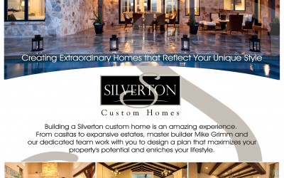 Silverton Custom Homes Ad